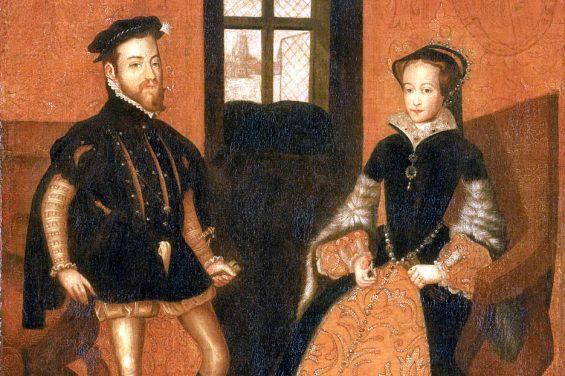 Resultado de imagen de felipe ii y maria tudor