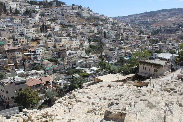 Silwan neighborhood, East Jerusalem, 13 October 2020. Photo by OCHA.