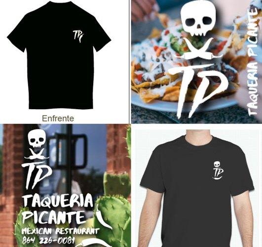 Taqueria Picante Tshirt