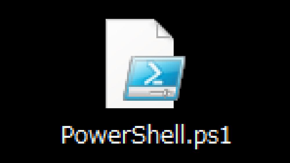 PowerShell Thumbnail Image