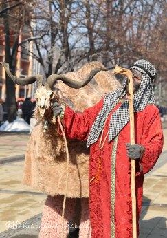 """Камила 2 - камила-зомби с водач """"арабин"""""""