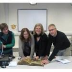 Visiting Genizah scholars piece together Jewish civilization