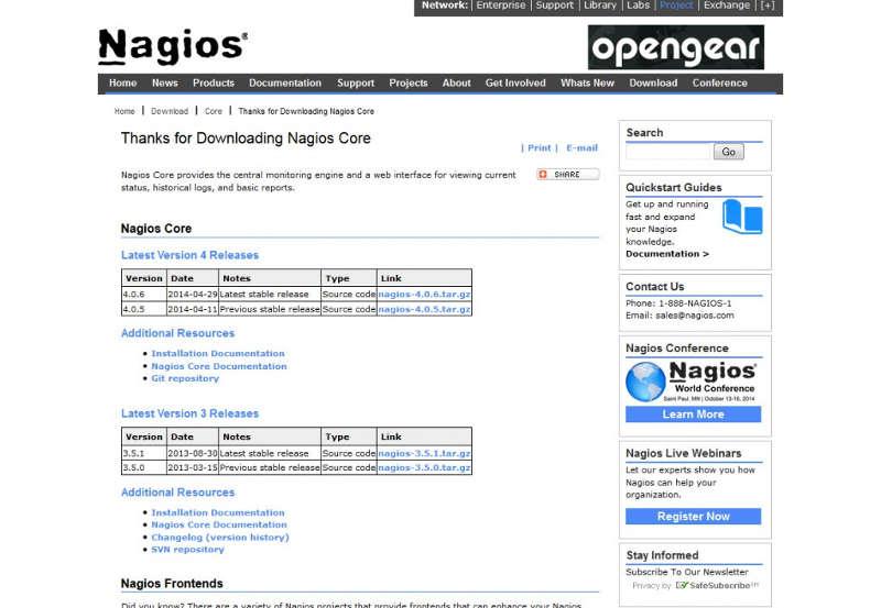 Instalar y configurar Nagios en servidor Debian 7 (Parte I) (2/3)