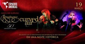 Renaissance e Curved Air