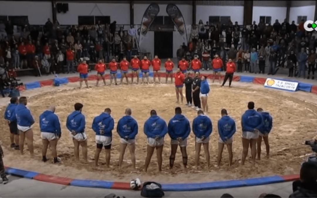 OcioSalud se suma como patrocinador del Club de Lucha Las Manchas