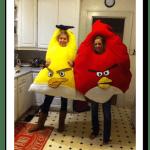 Video: Angry Birds en la vida real.