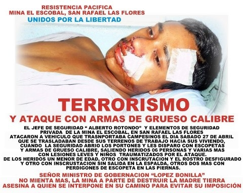 tahoe terrorismo