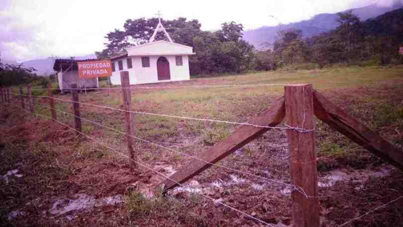 Fwd- Minera derroca Iglesia y Escuela en Zamora