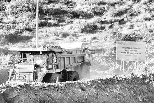 Mineria Cerro San Pedro Mex