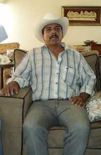 Ramon Corrales asesinado