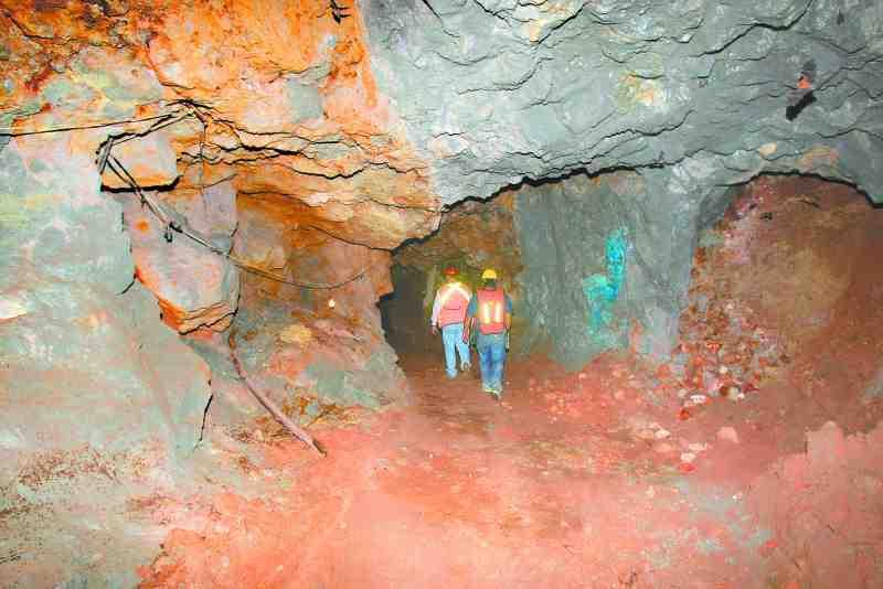 mineria subte honduras