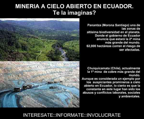 mineria ecuadorr