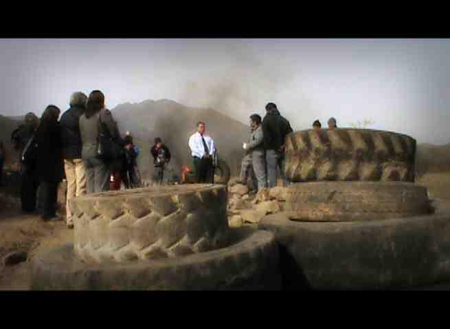 protesta caimanes