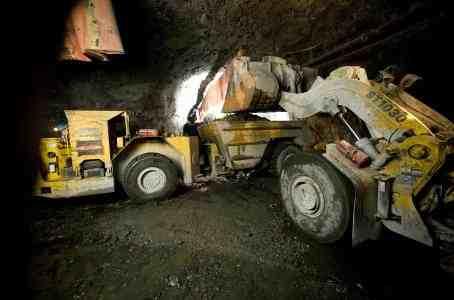 retroescabadora mineria