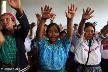 mujeres san miguel ixtahuacan