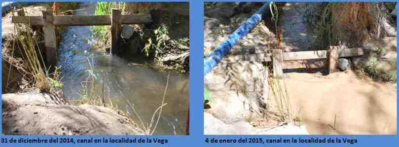 Canal de la Vega