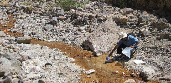 exploracion minerales