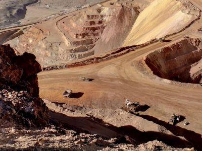 mineria cielo abierto 678
