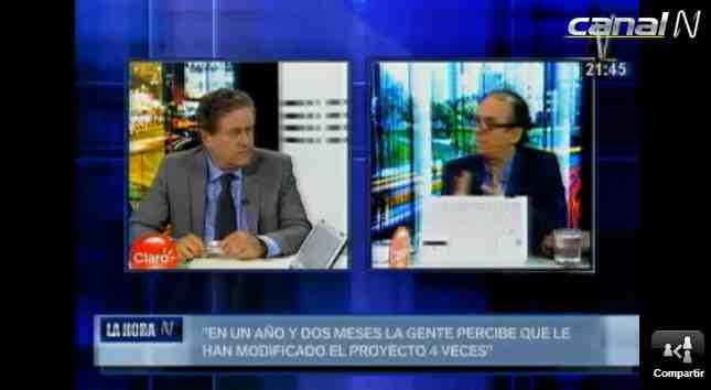 cooperaccion en tv peruana