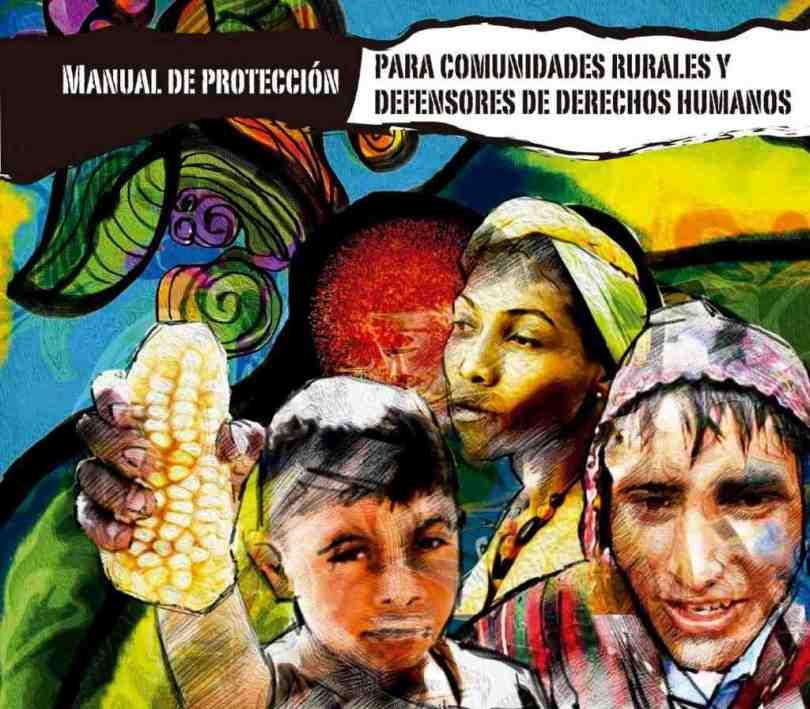 manual proteccion comunidades rurales y defensores DDHH 1024x896