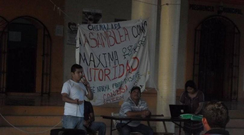 comuneros de san migual chimalapa