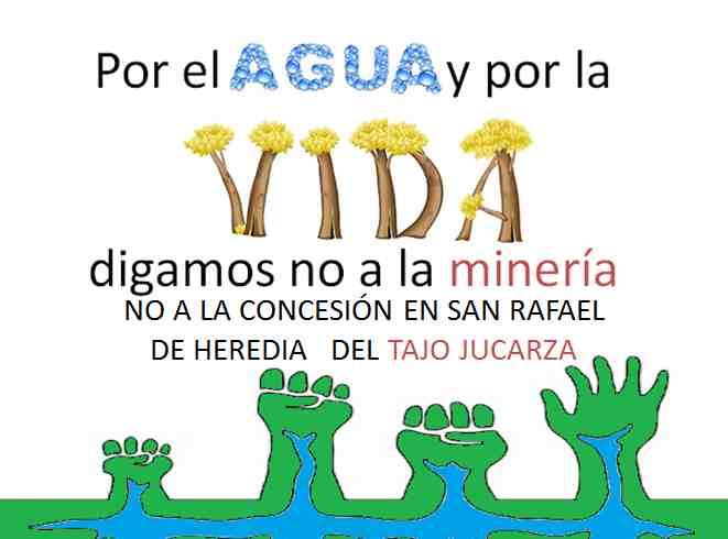 no mineria calera costarica
