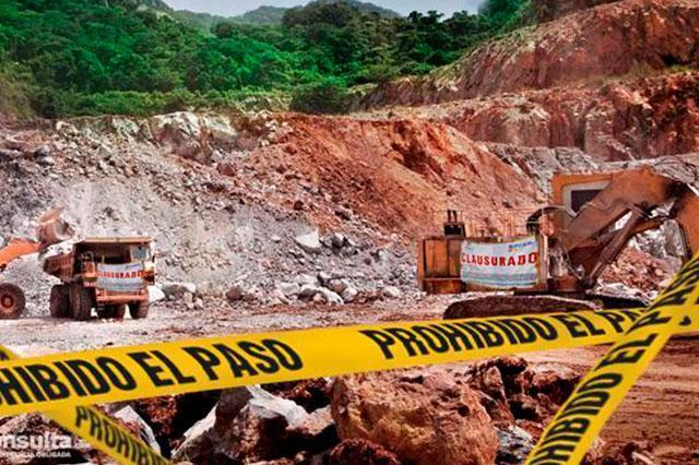 clausura minera