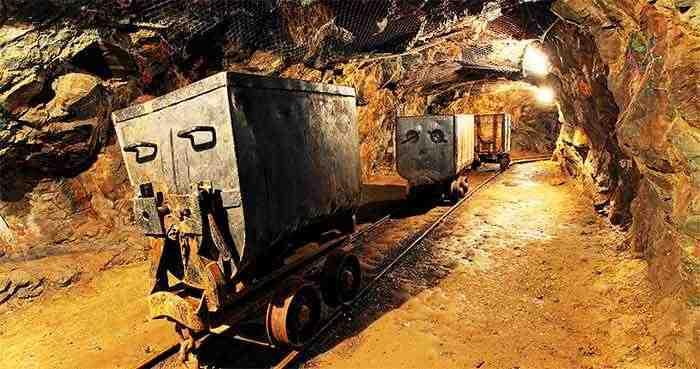 mina subterranea 4567