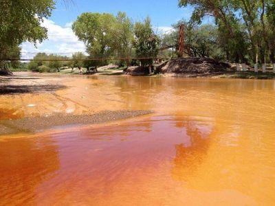 rio sonora contaminado