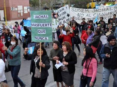 Jachal 1 ano