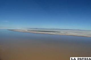 Lago Poopo 1