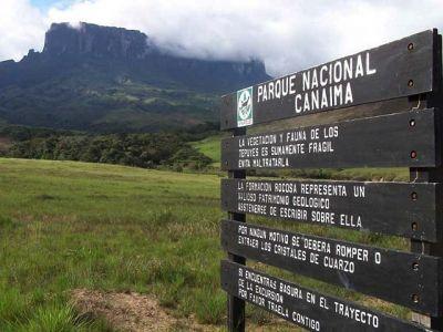 parque nacional camaina