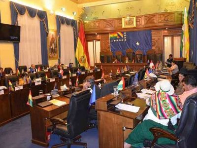 parlamento boliviano