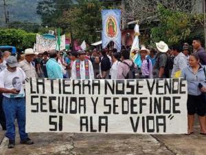 Mexico   Observatorio de Conflictos Mineros de América Latina   Página 38