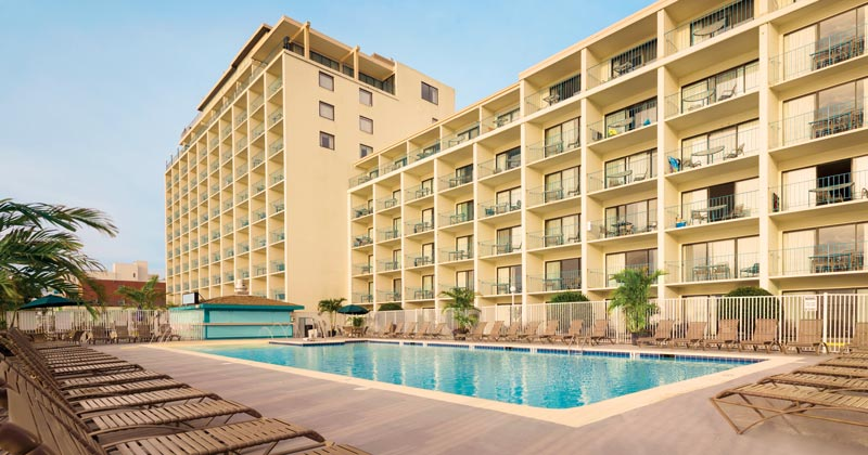 Hilton Oceanfront Suites Ocean City Maryland Hotels Hotel Reservations