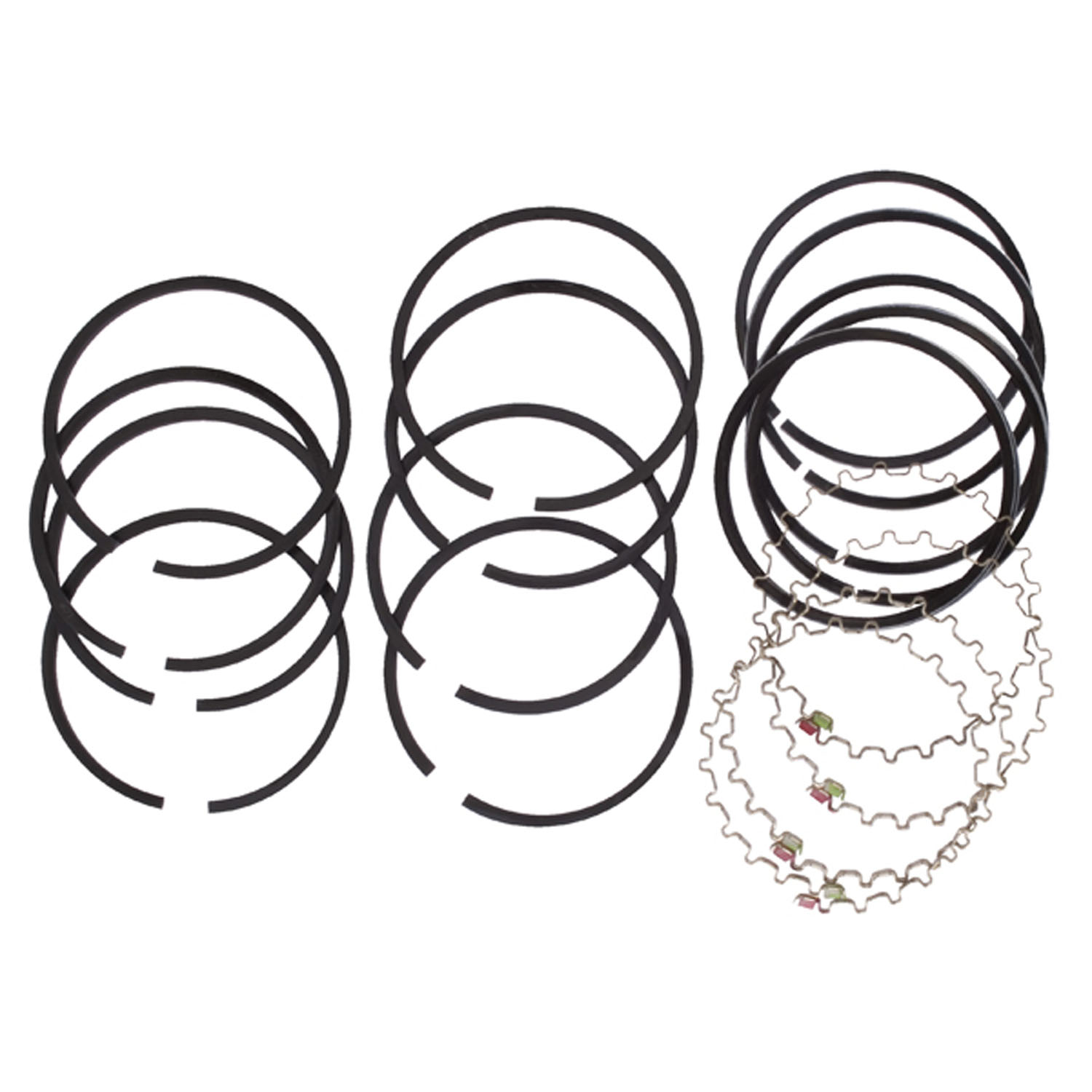 Engine Piston Ring Kit 060 41 71 Willys 134cid