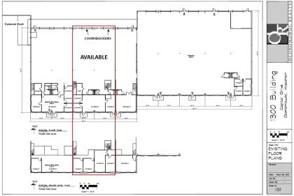 Layout with availability