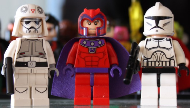 Magneto And StarWars