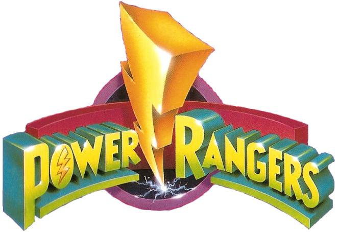 Power Rangers Original Logo