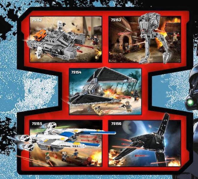 Rogue One Sets
