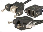 Press Release | OCP announces it's new line of Panel Mounted USB and Networking cables