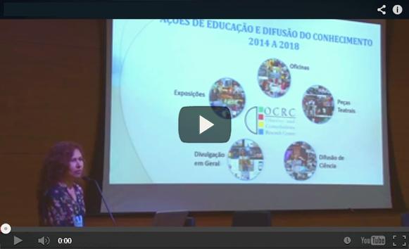 CEPID OCRC - apresentacao no 1o SDDC 2018
