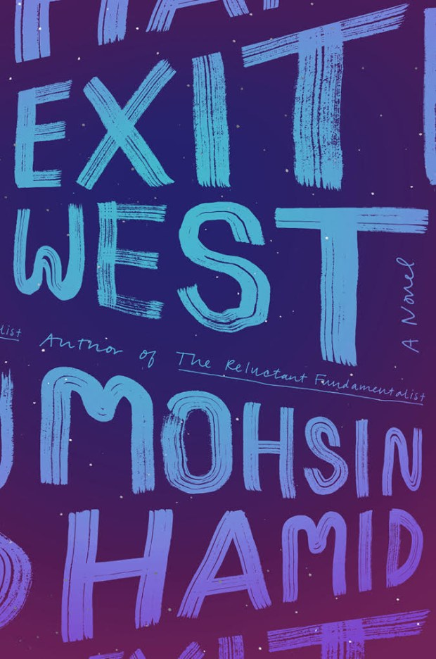 """Exit West"" by Mohsin Hamid"
