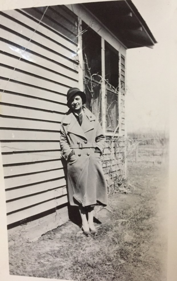 My grandmother, Elizabeth Jones