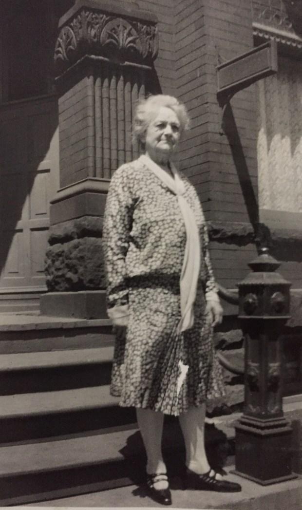 My great grandmother, Ann Zorn