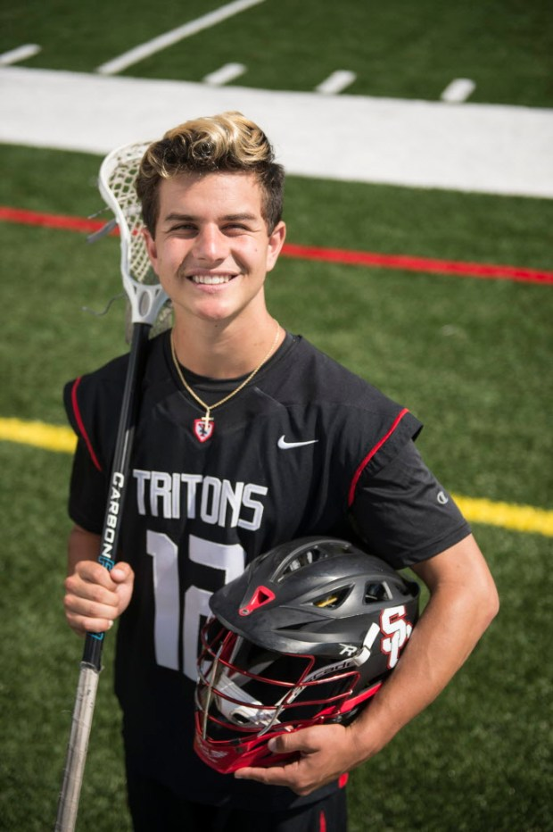 San Clemente's Nick Lemus was selected to the Register's All-County boys lacrosse team. (Photo by Kyusung Gong/Orange County Register/SCNG)