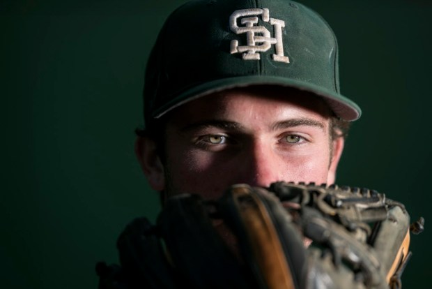 Sage Hill's Brett Super is the small schools All County Boys Athlete of the Year. (Photo by Matt Masin, Orange County Register, SCNG)