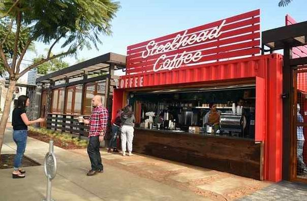 First Shipping Container Food Hall Coming To Orange County Orange County Register