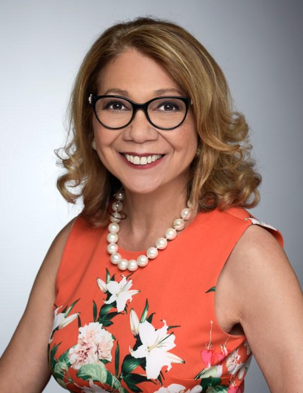 Mildred García, Cal State Fullerton president -- Photo courtesy Cal State Fullerton