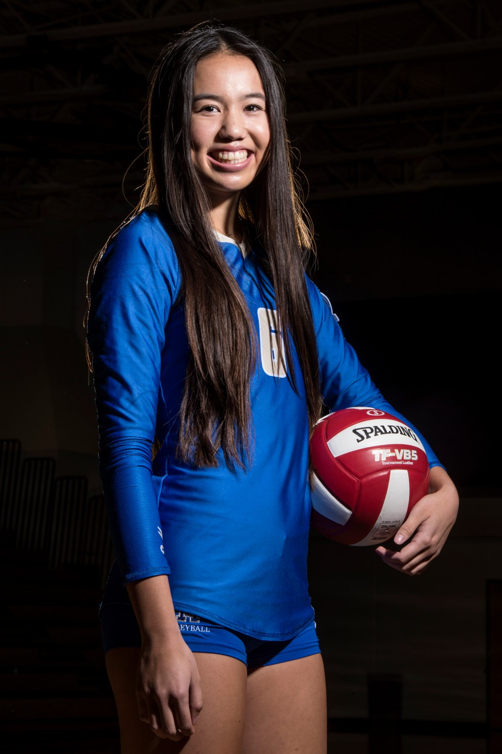 Orange County Girls Volleyball Player Of The Year Santa Margaritas Devon Chang Orange County